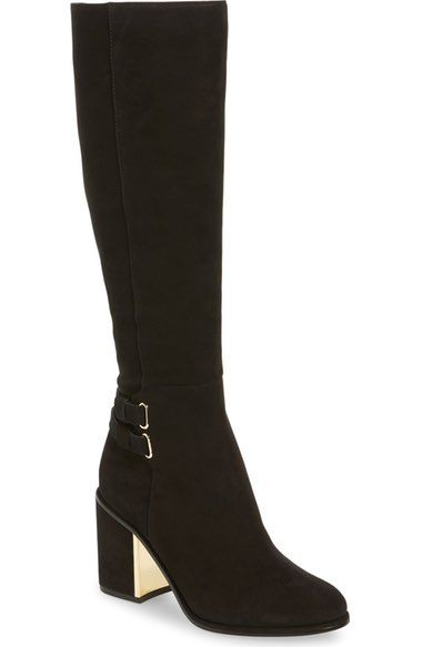 cfaeebe9ce03 Calvin Klein Camie Water Resistant Knee High Boot (Women) available at   Nordstrom