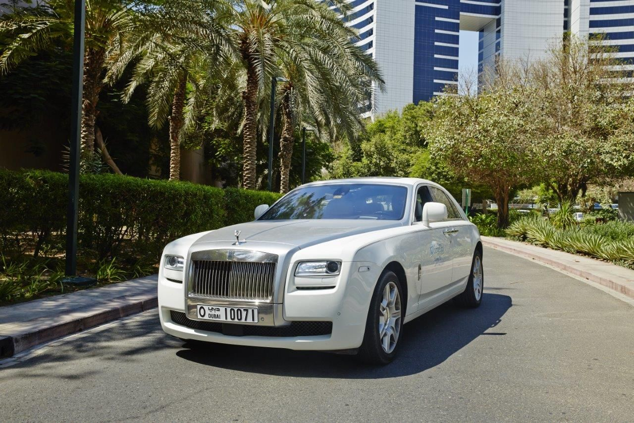 Dubai Dental Clinic Offers Rolls Royce Service Dubai Rolls Royce Dental Clinic