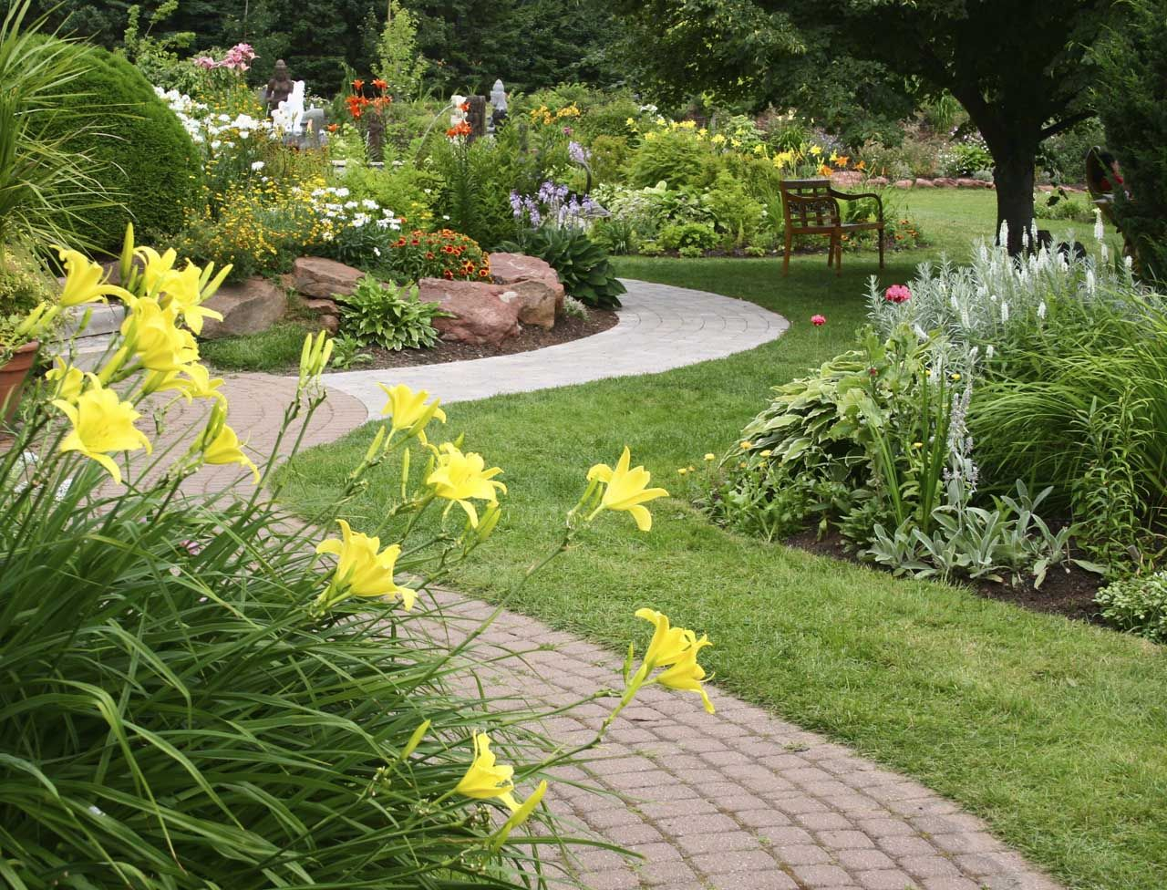 Good Landscaping Including Landscaping Design Landscaping Ideas For Your  Backyard Improve Your Garden Landscape With Design Ideas And