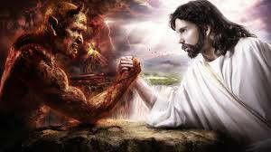 We wrestle against principalities