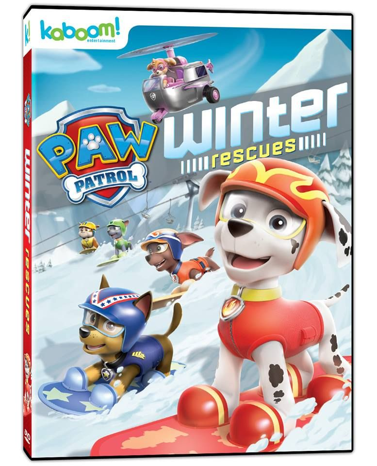 giveaway, paw patrol dvd, pet lovers, gifts for kids Open to Nov 30