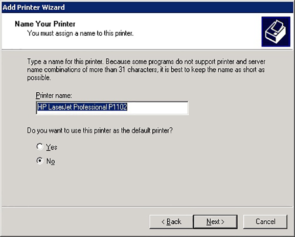 Get the simple steps list out in this document to install hp