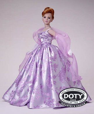 "Kitty Collier (18"") - Lilac Cotillion, 2002, dressed doll, Robert Tonner"