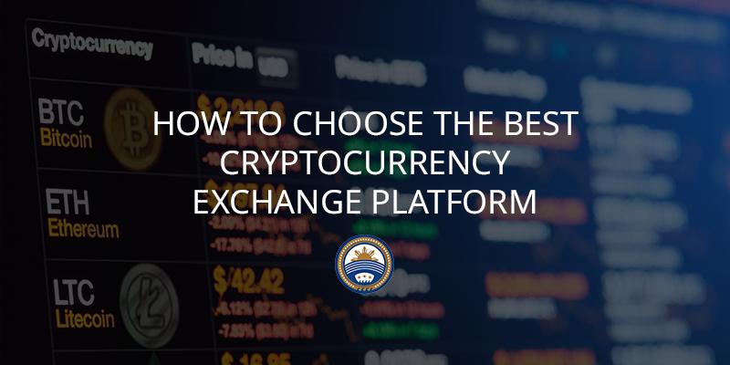 best cryptocurrency exchange platform in india