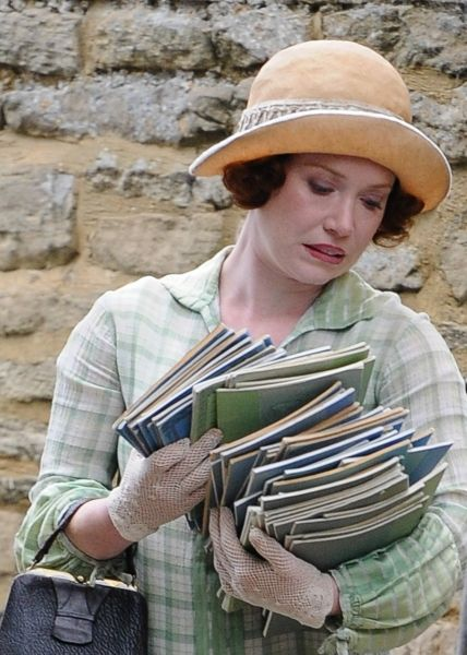 Maggie Smith Downton Abbey | ... : First Look - Branson Meets His 'New Love' on DOWNTON ABBEY Season 4