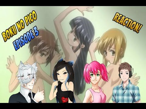 Boku No Pico Episode  Heavily Censored W The Anime Man Lost Pause