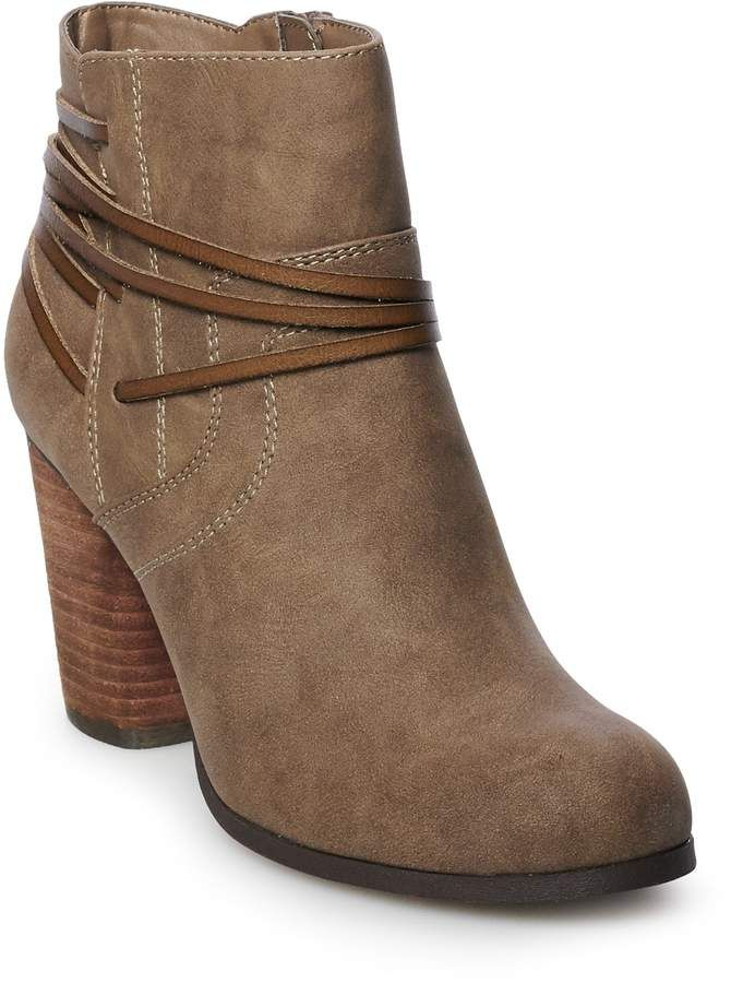 929035b18dd madden NYC Danaee Women's High Heel Ankle Boots   Products   Boots ...