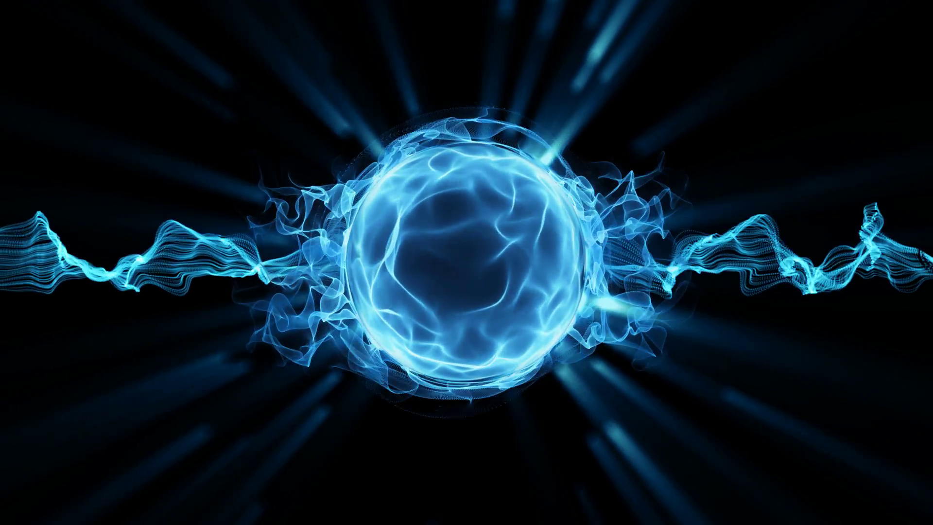 Plasma Magic Ball Looped Animation Motion Background Videoblocks Animation Background Spiritual Images Background For Photography