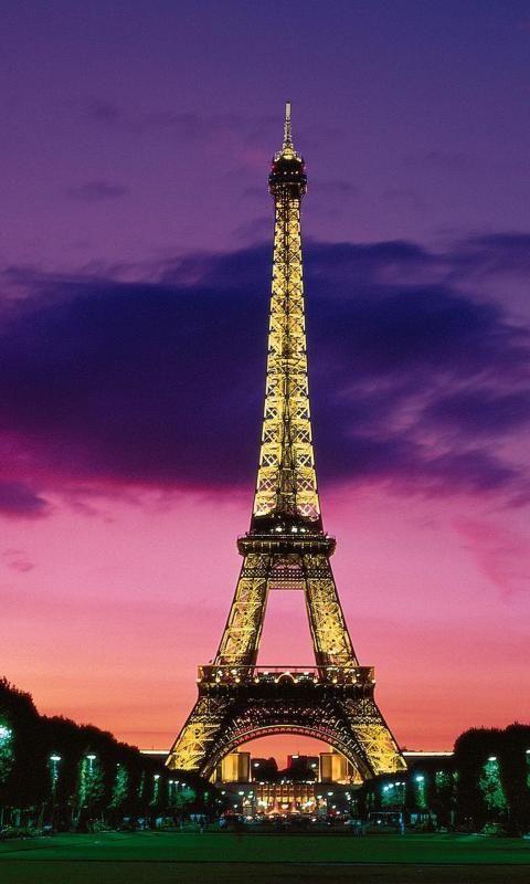 Eiffel Tower At Night Eiffel Tower At Night Eiffel Tower Tour Eiffel