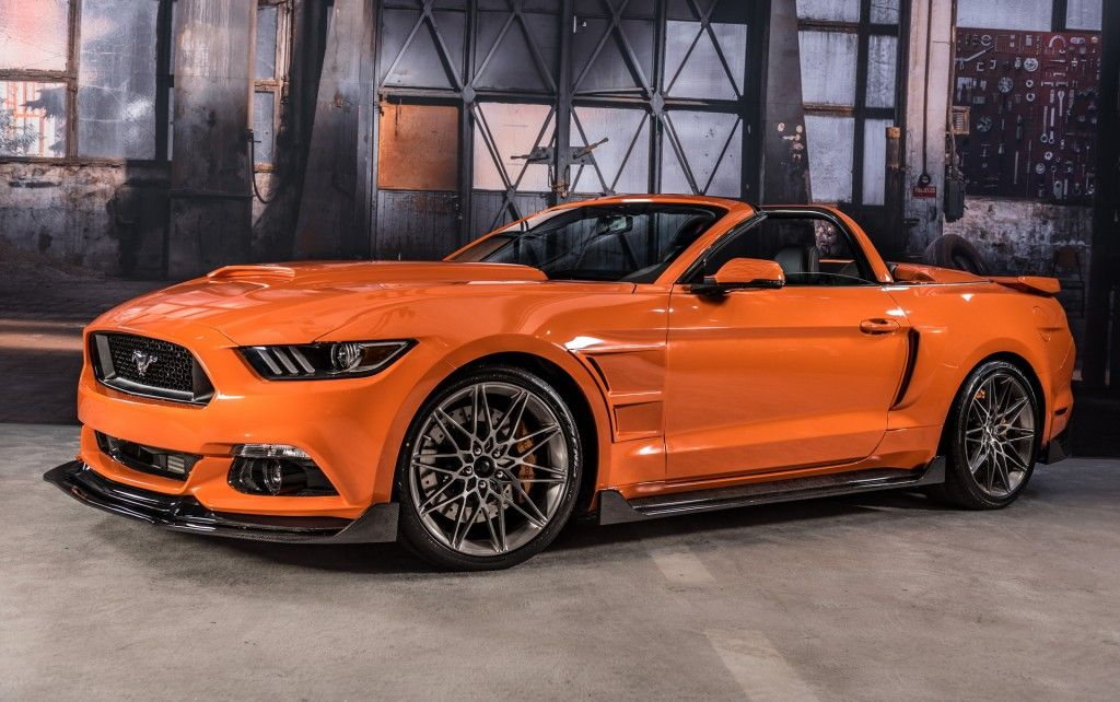 This Week S Top Photos The 2016 Sema Show Edition Mustang
