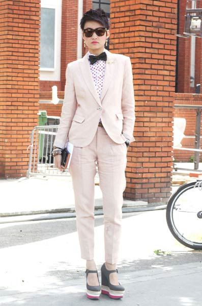 esther quek/suit/shoes