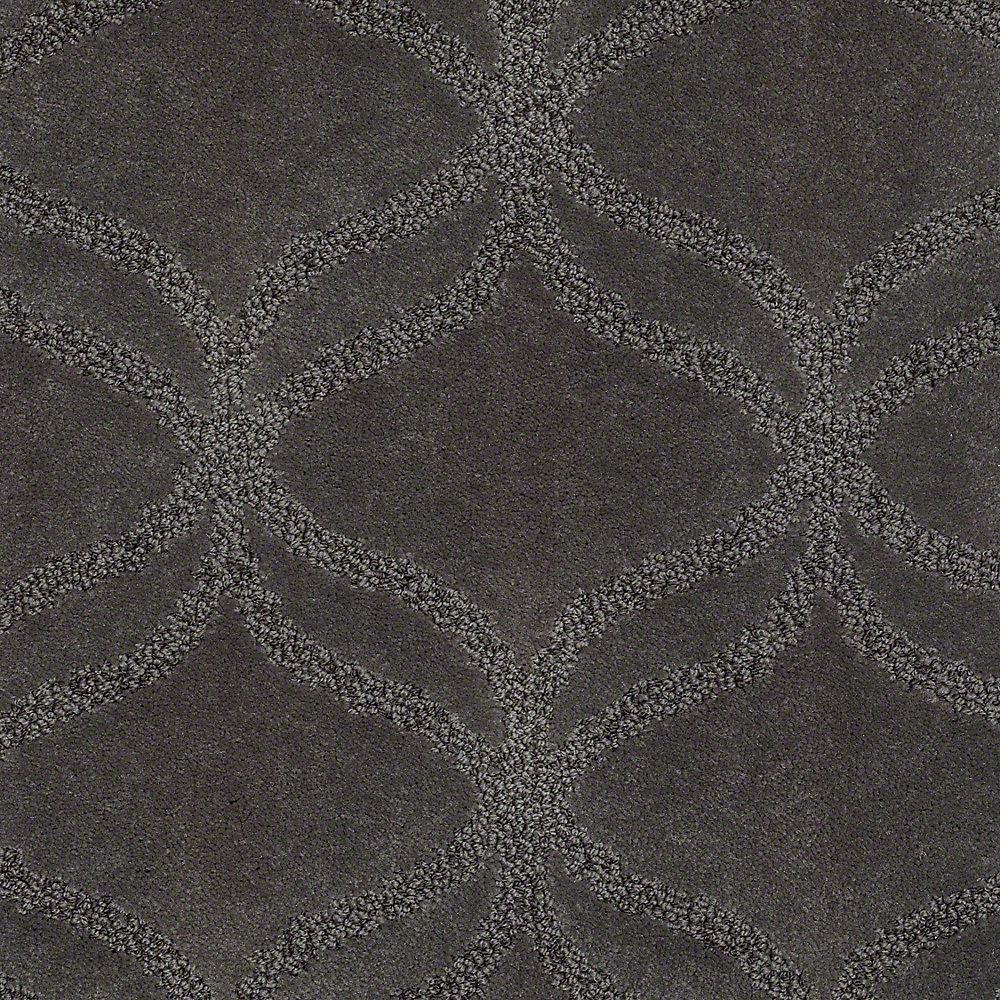 Lifeproof Carpet Sample Kensington In Color Moon Dust