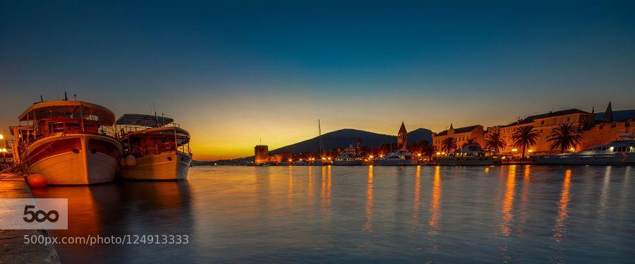 Colorful Sunset by RoccoJay #landscape #travel