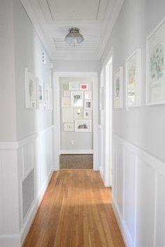 Pasillos pasillos pinterest pasillos tonos neutros for Decoracion de pasillos largos