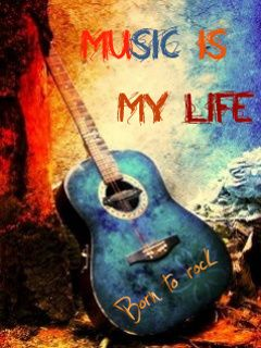 Music Is My Life Wallpaper On Download Beautiful Wallpapers