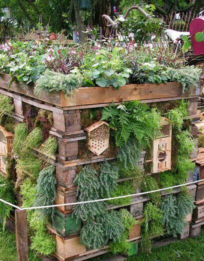 Green roof projects to try pinterest terrasses for Hotel jardin de fleurs kyoto