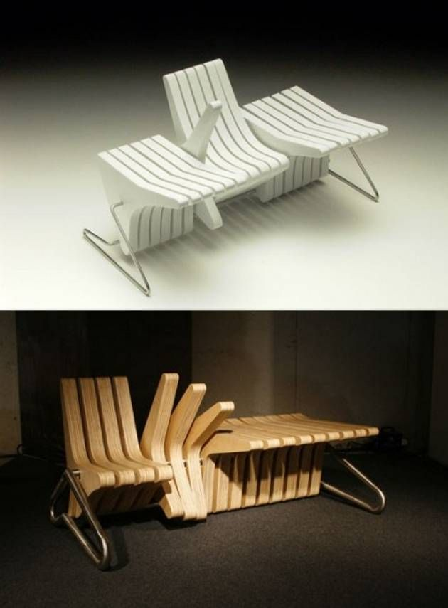 Multifunctional Bench Coffee Chair Design Furniture For Small Spaces Furniture