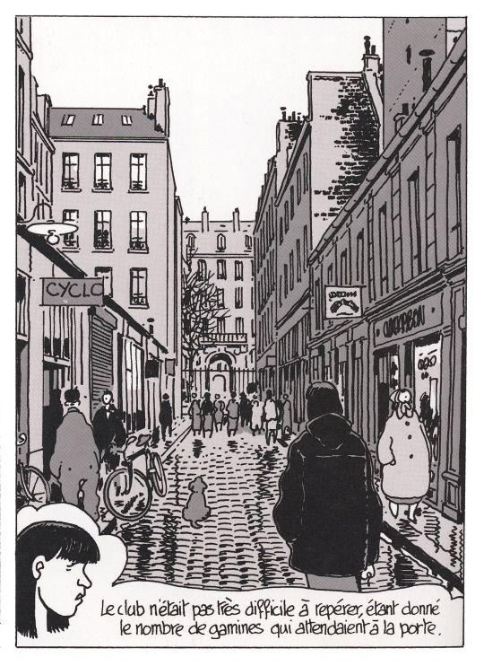 Tardi Et Le Passage Du Desir Landscape Drawings Comic Artist Comic Books Art