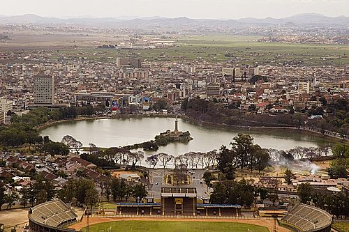 Photos Madagascar Lac Anosy Antananarivo Madagascar