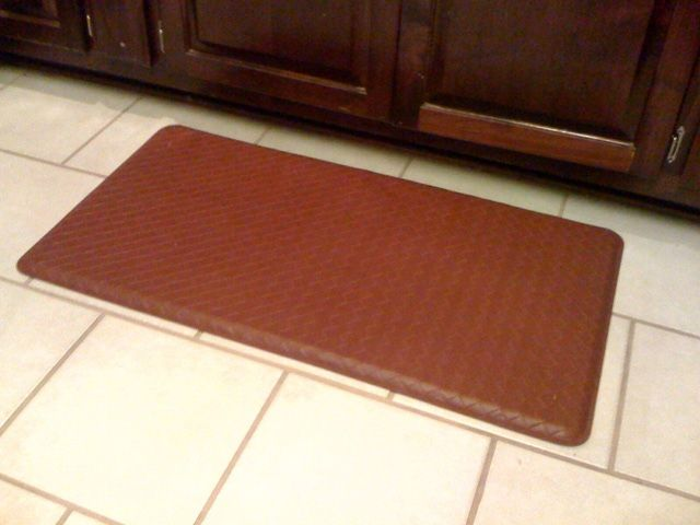 Gel Pro Kitchen Anti Fatigue Mat Review: Gel Pro Kitchen Anti