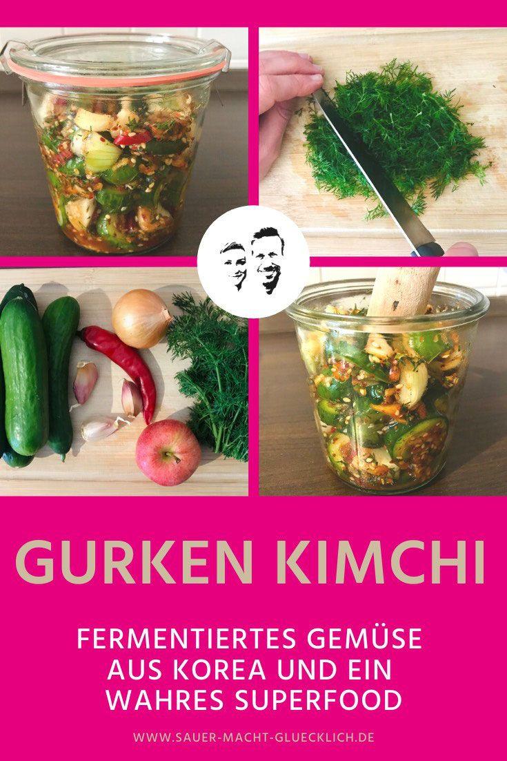 Kimchi – Das Gesundheitsgeheimnis Koreas