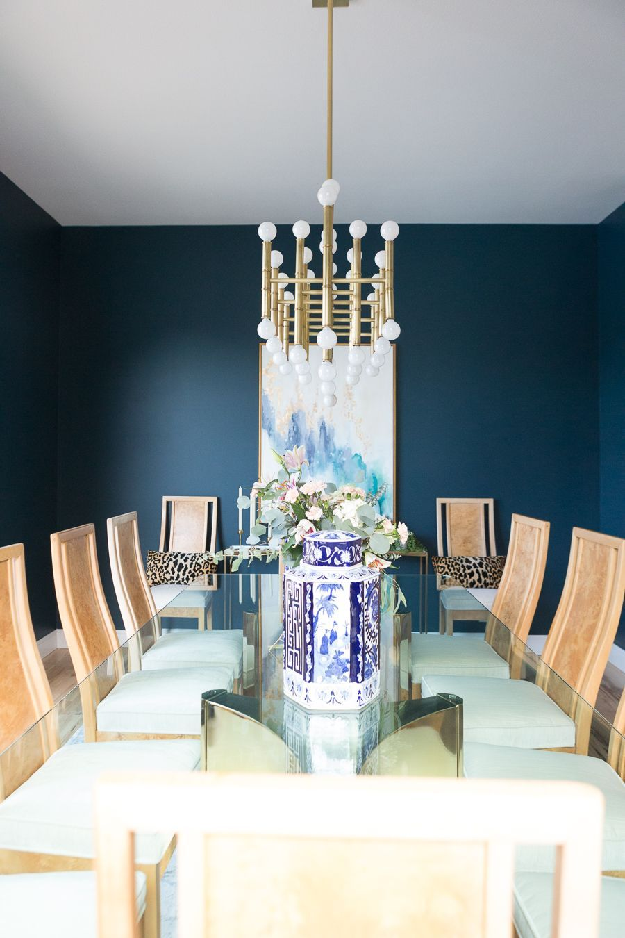 Top 3 Blue Green Paint Colors For Dark And Dramatic Walls  Blue Amazing Blue Green Dining Room Inspiration Design