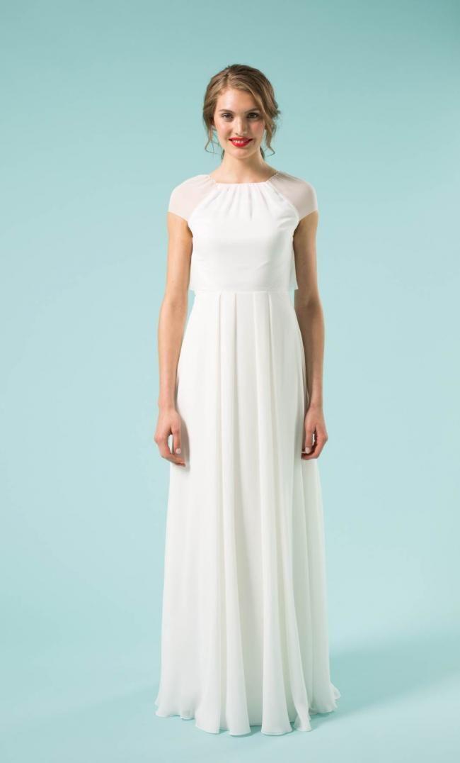 kisui OUI Collection Bridal Style: Dress zaina Weddingdress, Wedding ...