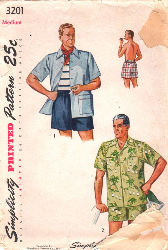result.ly   Mens beach shirts, Beach shirts and Short pattern