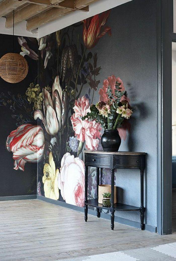 Wandtapeten - ein Trend im Innendesign für 2016! Interior garden