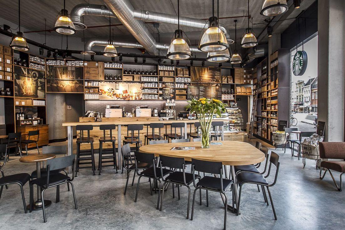 50 Best Coffee Shop Decoration Idea imagens