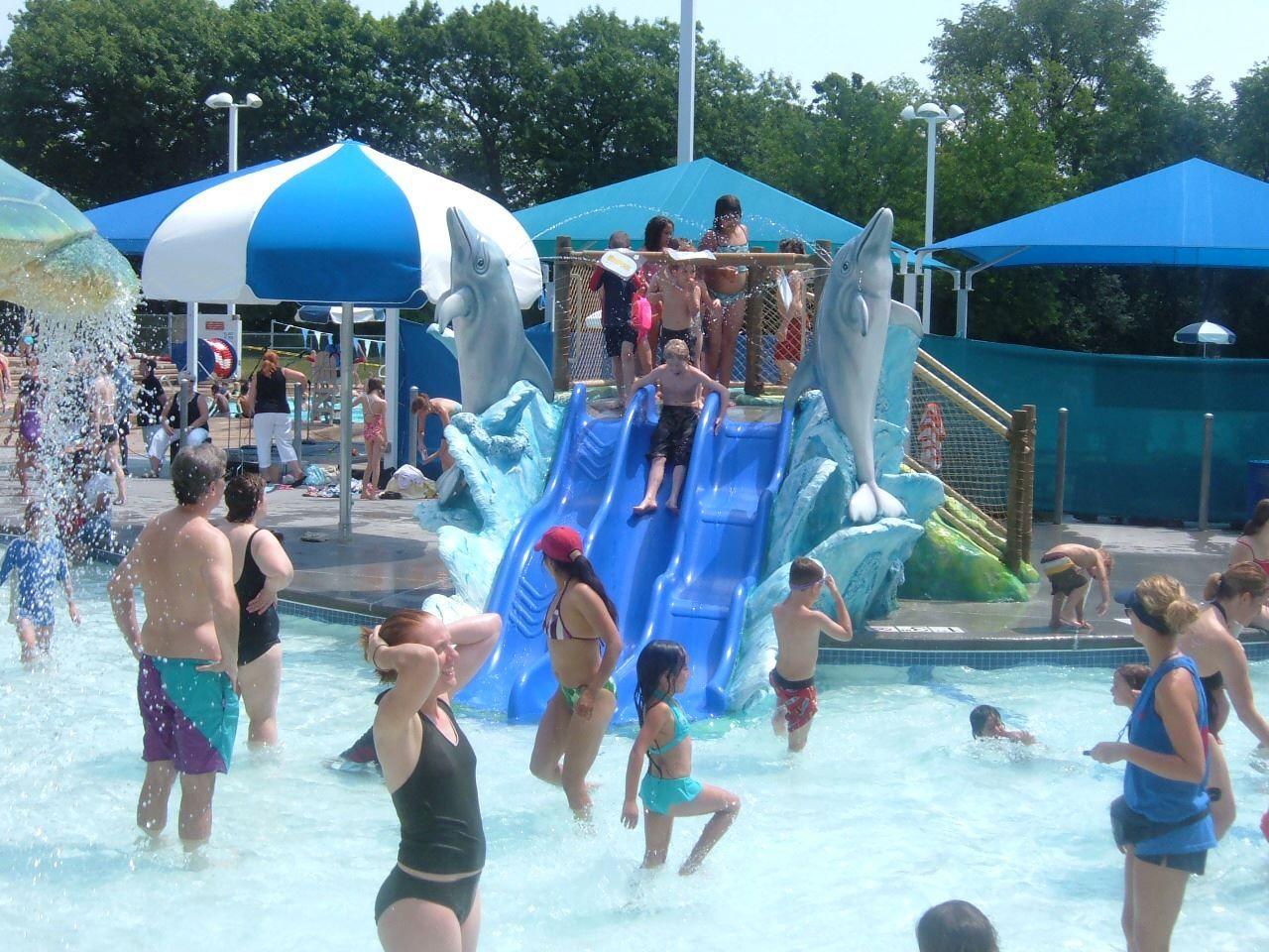 Highland Park Aquatic Center in Saint Paul, MN | MN Family ...