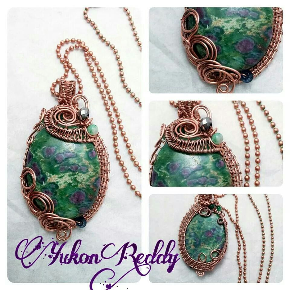 Pendant | Wire Jewelry - Pendants & Necklaces | Pinterest | Pendants ...