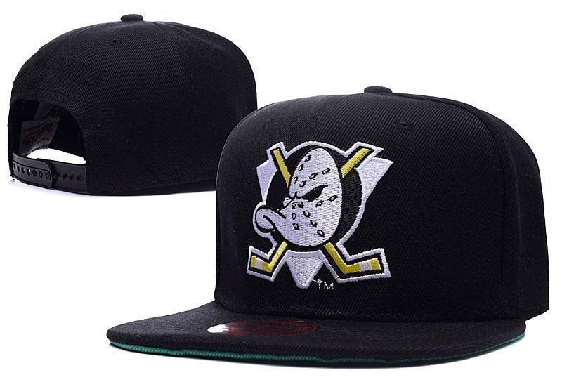 2018 Mighty Ducks Cap Movie Sport Cap Curved Chapeau Dad Hats Casquette  Brand Snapback Hip- a74ad3e3565