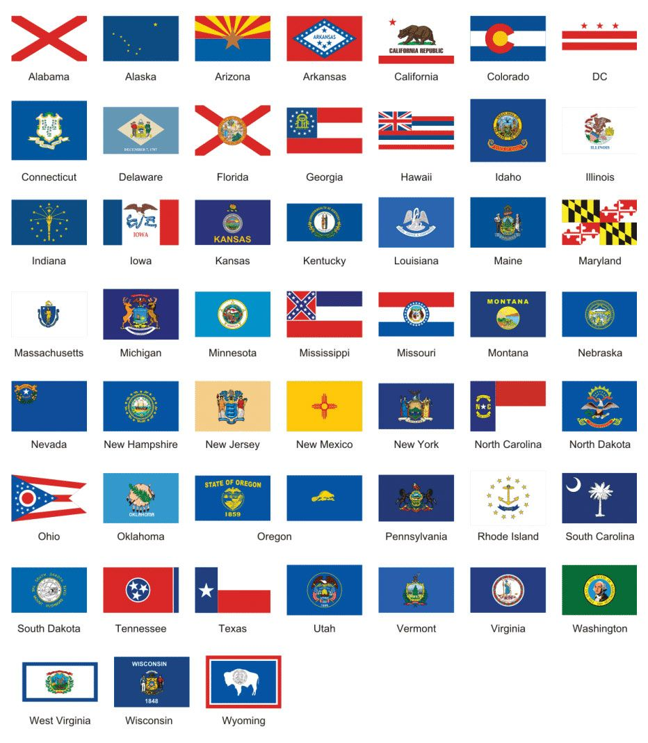us state flags google