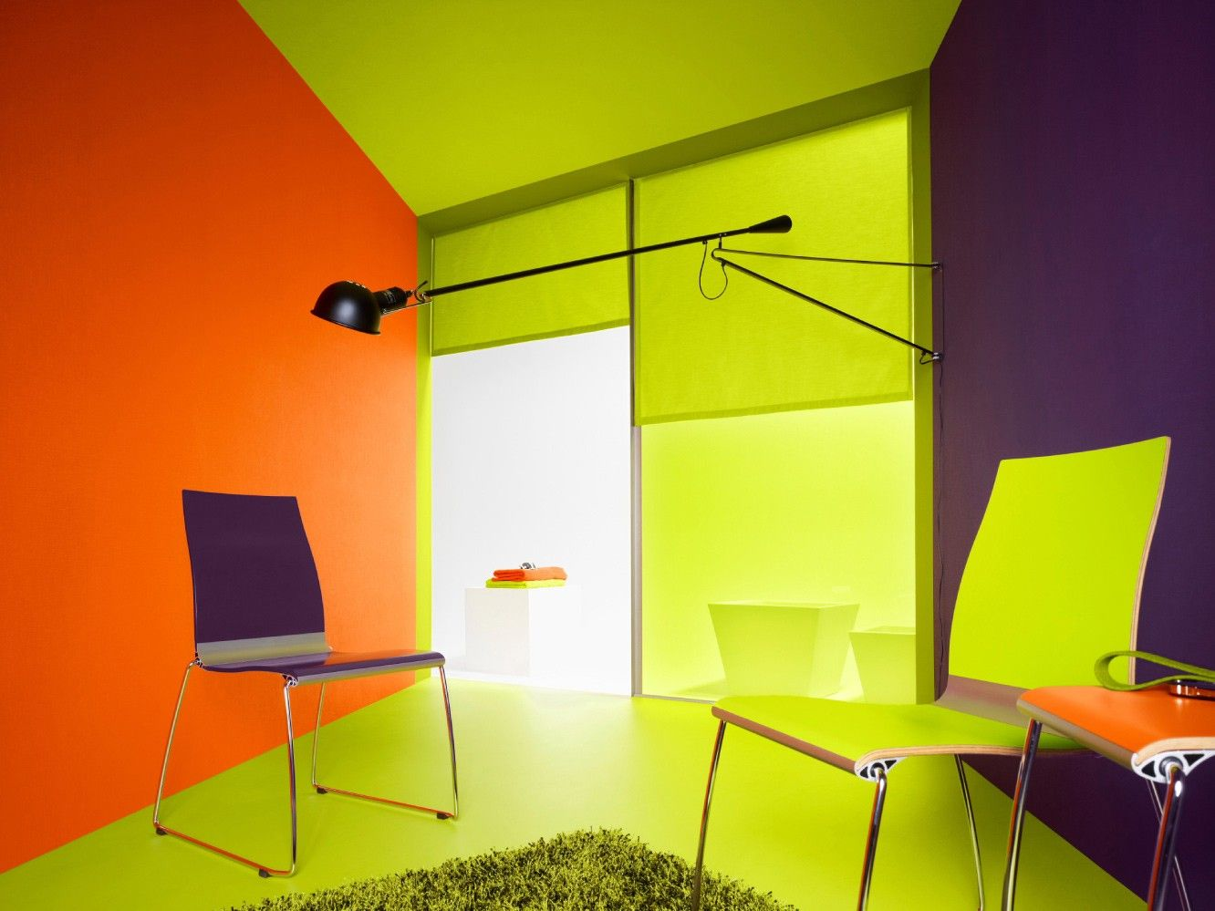 Lars Contzen - colourcourage® | Color in Interior Space | Pinterest ...