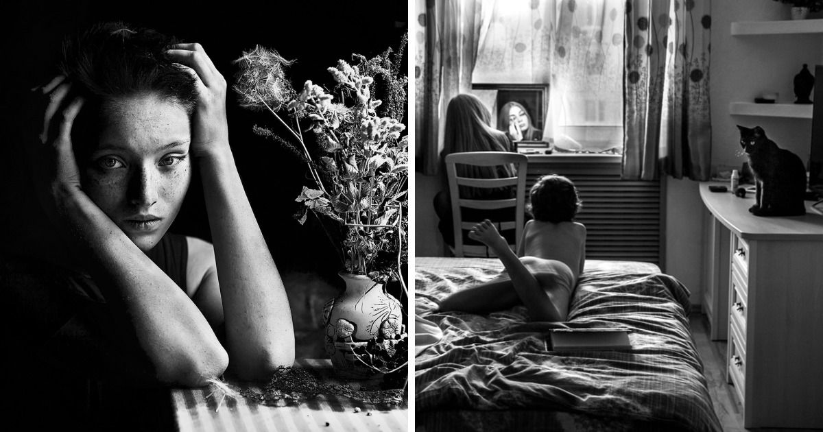 The Best Photos From The First Half Of B&W Child Photography Photo Contest Of 2017