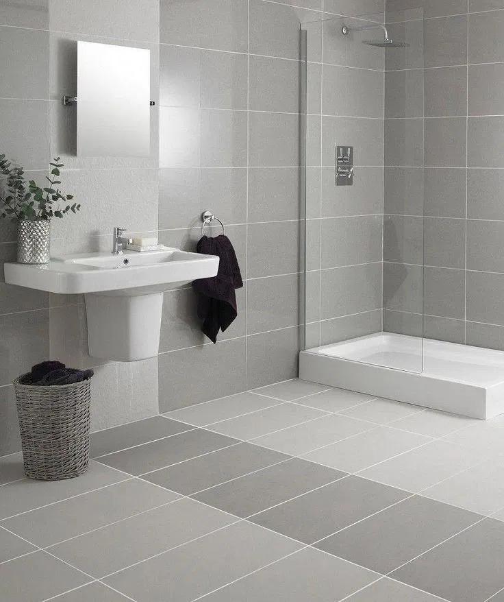 65 Inspirational Walk In Shower Tile Ideas For A Joyful Showering 2019 11 Welcome Bathroom Shower Ti Bathroom Interior Grey Bathroom Tiles Bathroom Design