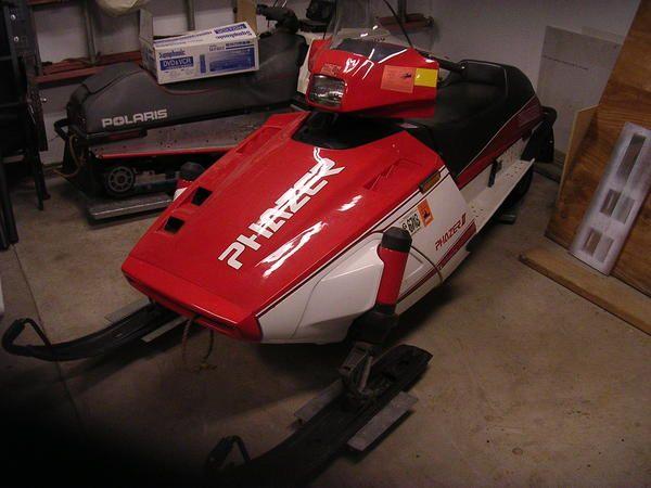 Vintage Racer Vintage Sled Sled Ride Snowmobile