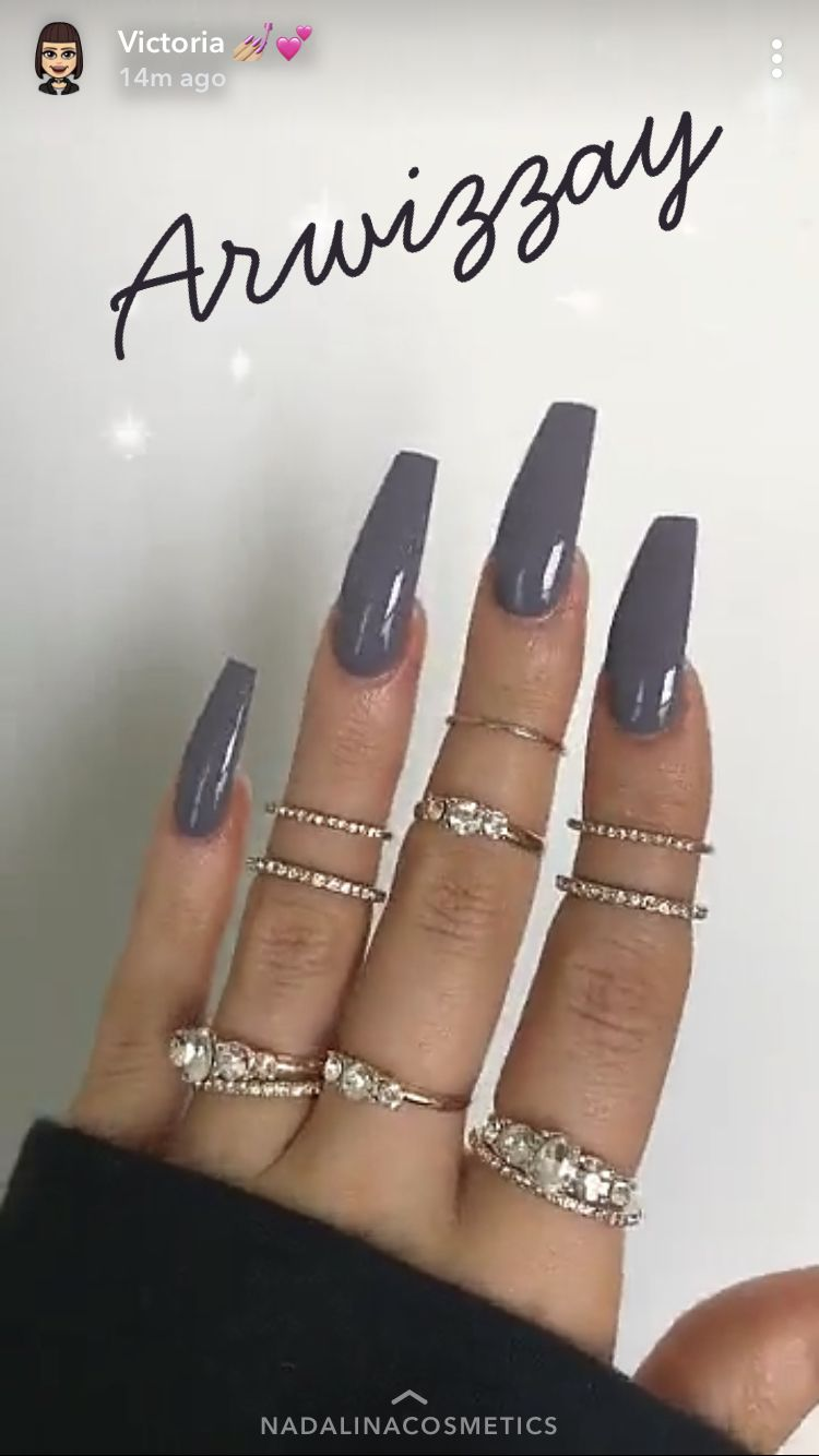 Pin by Trilly 🦁 on c l a w s Nails inspiration, Cute