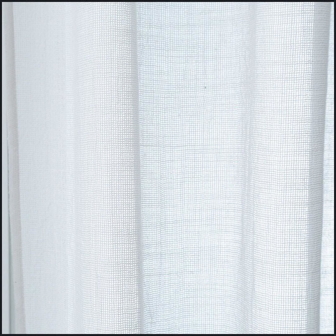 Douceur Collection Light Linen Collection2016 Monochrome Linen Brightness Light Interior I Basic Shower Curtain Printed Shower Curtain House Design