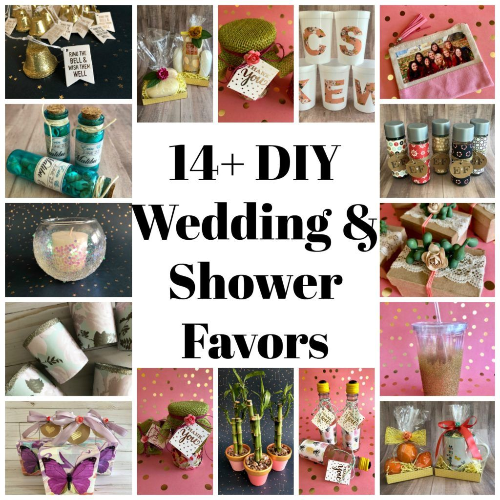 14 wedding favor ideas for showers and guests wedding