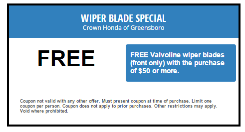 Crown Honda Of Greensboro: Http://bit.ly/24kU5Xk