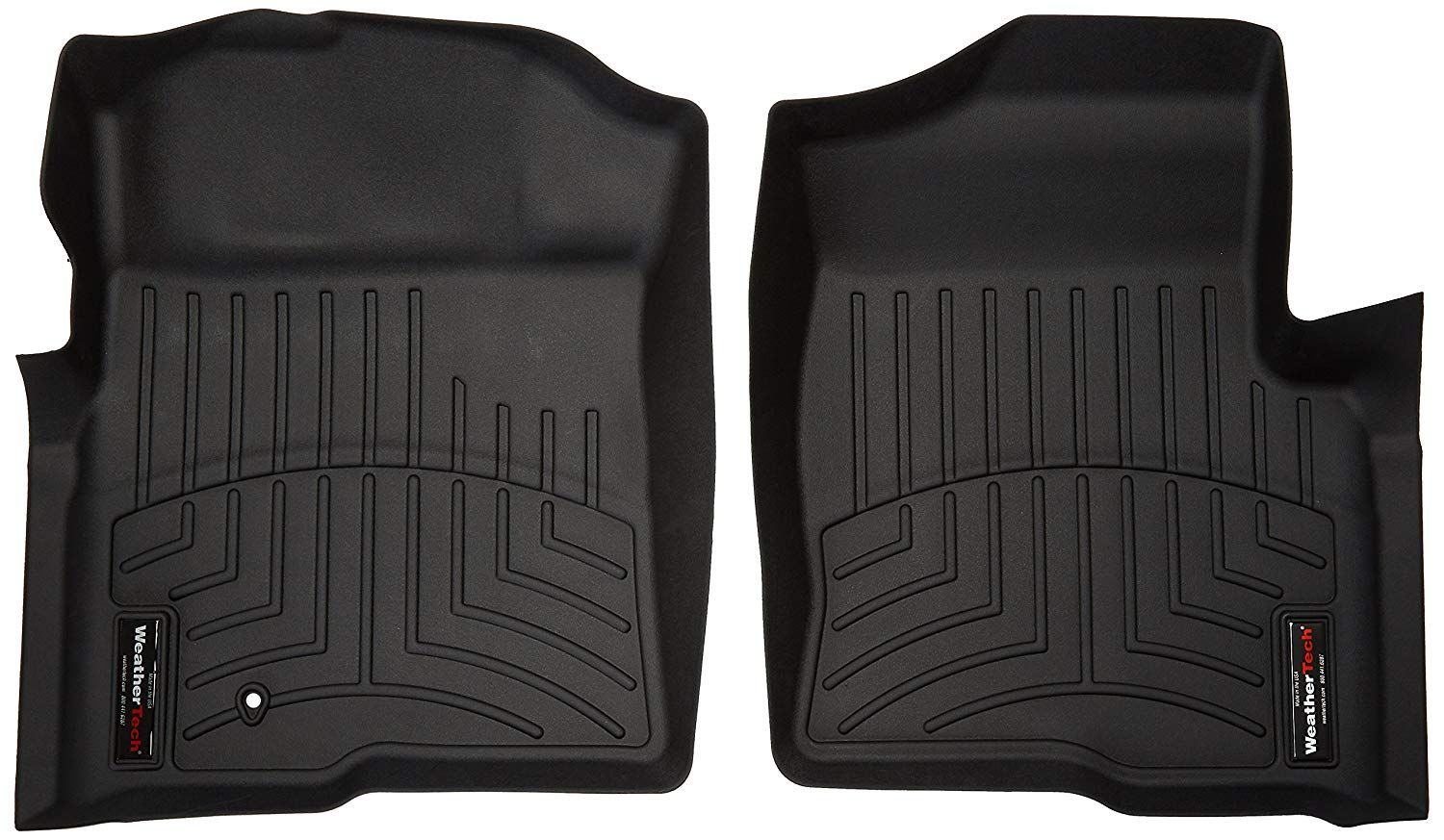 WeatherTech 441791 Custom Fit Front FloorLiner for Ford F