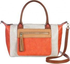Relic Avondale Coral Satchel Handbag CORAL | Handbags | Pinterest