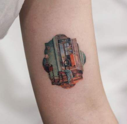 67+ Trendy art history tattoo ideas ink