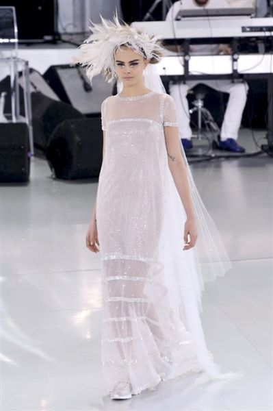 Chanel - Parigi - Haute Couture Primavera Estate 2014