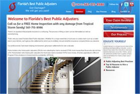 Bbex Marketing Florida Insurance Claims Adjuster The Best
