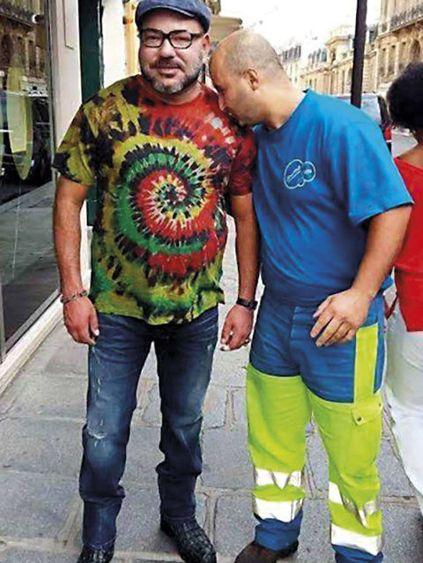 La doble cara de Mohamed VI: el Rey más 'cool' vuelve a estar soltero | Noticias de famosos, Fotos originales, Caras