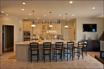 Odd Shaped Kitchen Islands | 39,231 Odd Shaped Island Home Design Photos