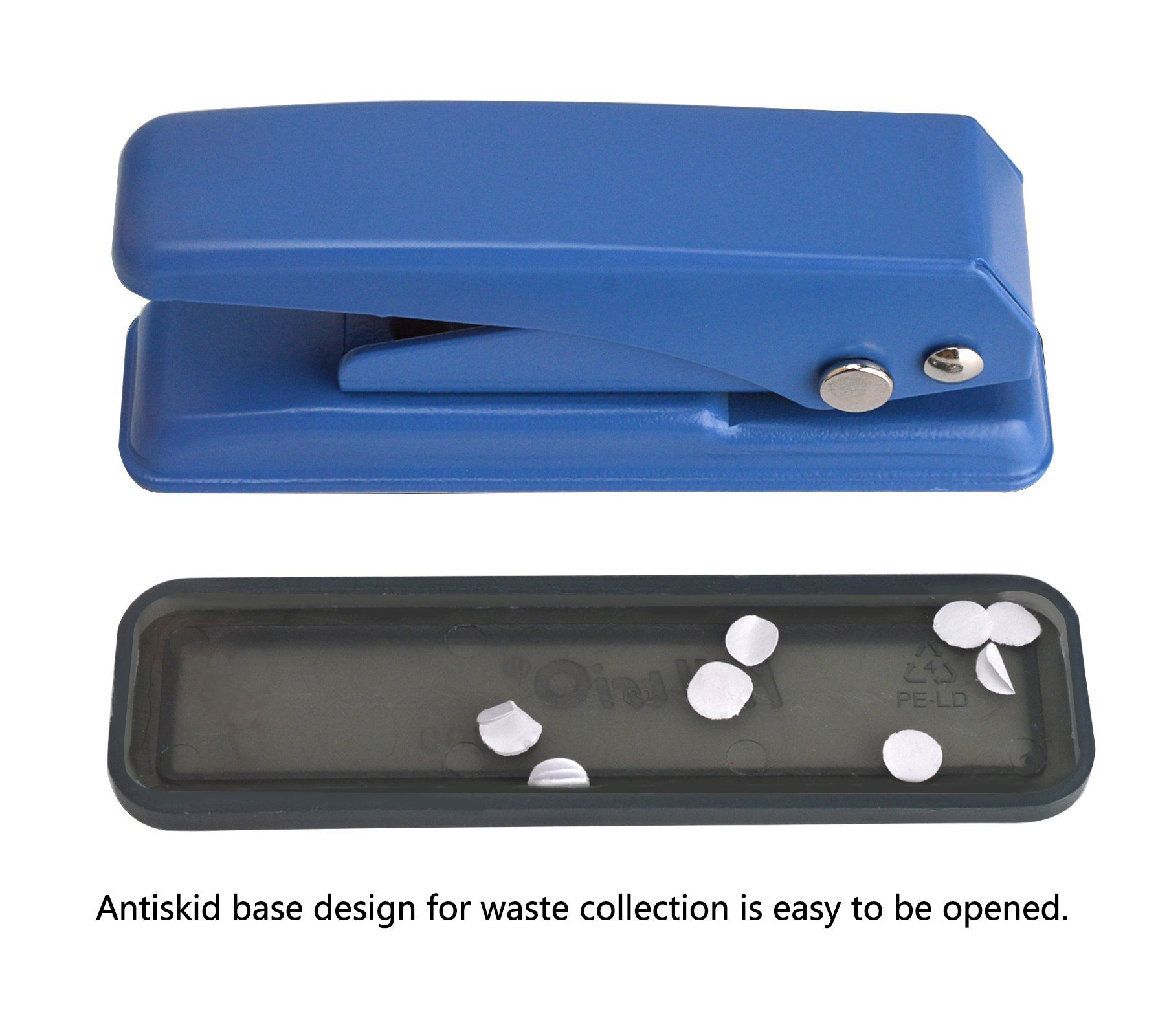 Mroco Low Force 1 Hole Punch 20 Sheets Punch Capacity 1 4 Holes Hole Puncher Paper Punch Hand Punch With Sk Paper Punch Business Icons Design Hole Puncher